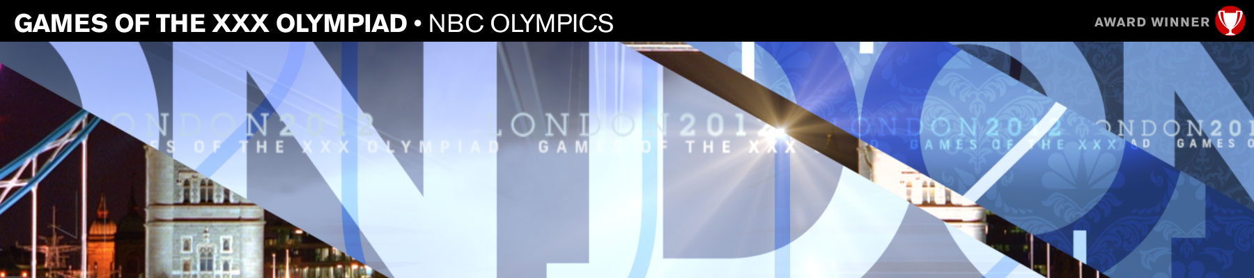 Games of the XXX Olympiad • NBC Olympics